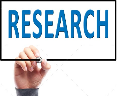 research-hand-box